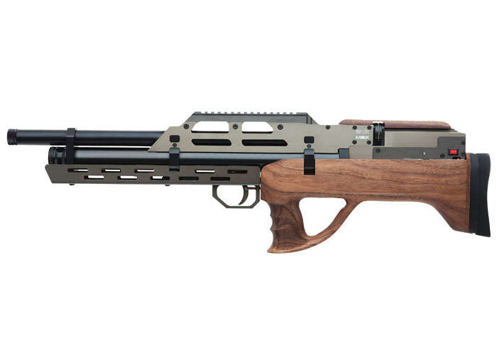 Evanix Conquest Speed Semi Auto Pcp Air Rifle: The Varminter Forums