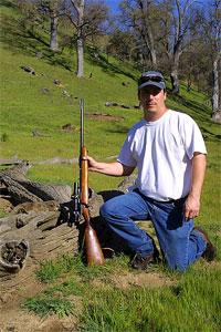 Winchester Model 43 218 Bee Hunt