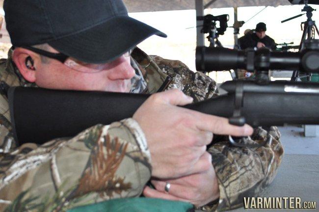 17 Winchester Super Magnum Rifle