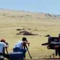 Long range shots at rabbits and ground squirrels