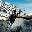 Rockchuck shot with a 220 Swift in Northeastern California