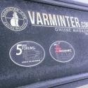 Varminter Truck in Northeast California on a Ground Squirrel Hunt
