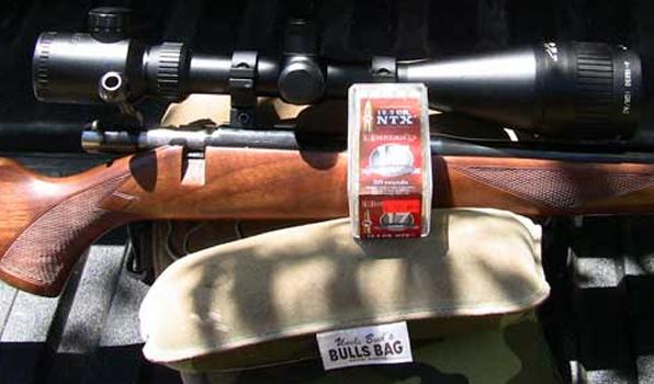 Hunt Report – 17HMR – CZ 452 & Hornady 15.5 gr NTX