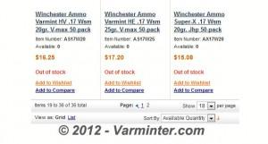 17 Winchester Super Mag