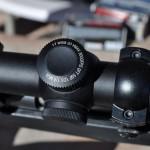 Savage B.MAG - Leupold Target Turret
