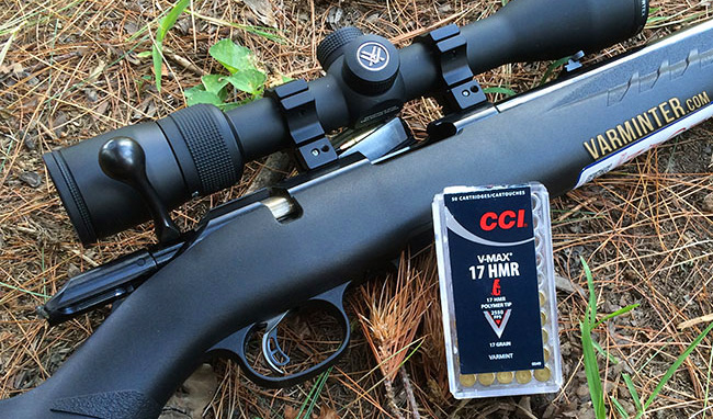 Predator Hunt Picture Contest – Win a Ruger American 17HMR with Vortex Scope