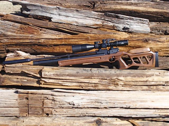 Kalibrgun Cricket Air Rifle Prairie Dog Hunt