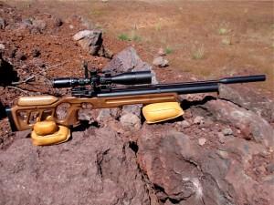 Kalibrgun Cricket Rifle .25 Caliber