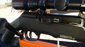 Savage A17 Rifle - Semi-Auto 17HMR.