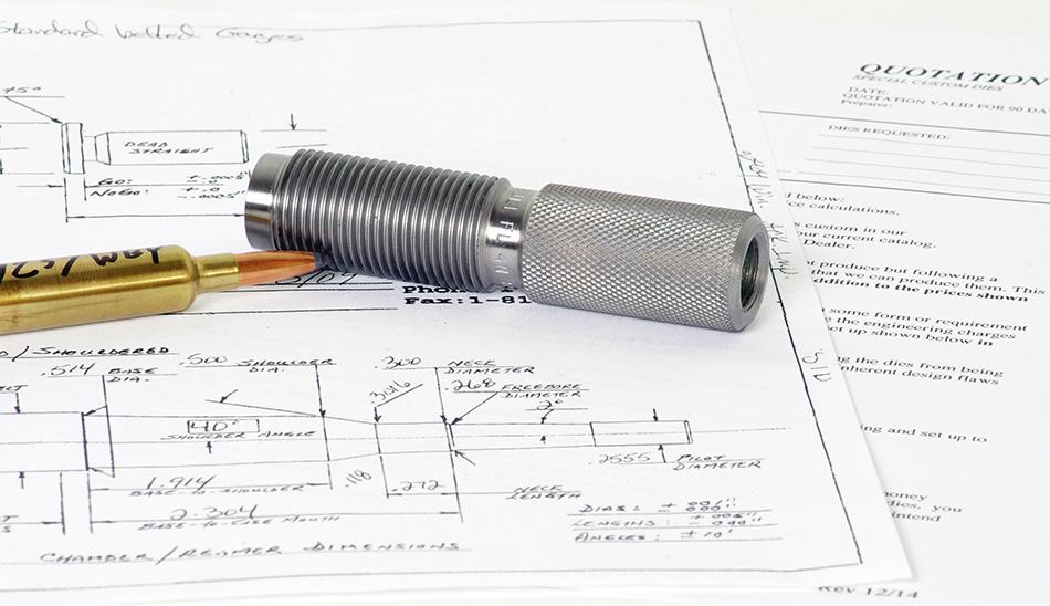 Redding Resumes Custom Die Production for 2015