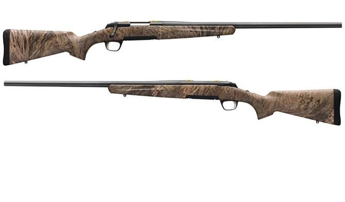 Browning Introduces X-Bolt Varmint Stalker Model