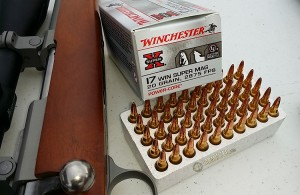 New Lead Free 17WSM from Winchester