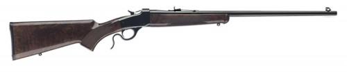 Winchester 1885 Low Wall Rimfire Hunter in 17WSM