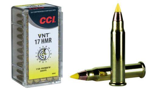 NEW CCI 17HMR VNT Rimfire Ammunition