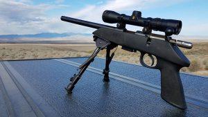 Anschutz 17P - 17HMR Pistol