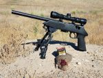 First Varmint Kills with the Anschutz 17P