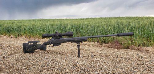 "The 6mm Creedmoor Custom Build - ""The Storm"""