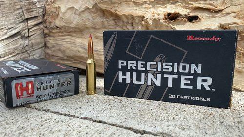 Hornady Precision Hunter 103 grain ELD-X - 6mm Creedmoor Ammunition